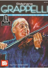 Gypsy Jazz Violin - Stéphane Grappelli (Book/ Online Audio)