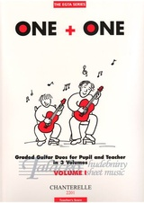 One+One (Melodies with Teacher's accompaniments) Teacher´s Book Volume 1
