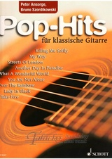 Pop-Hits for Classical Guitar