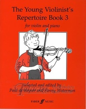 Young Violinists Repertoire Book 3