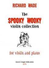 Spooky Wooky Violin Collection