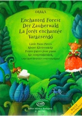 Enchanted Forest - Little Piano Pieces + CD