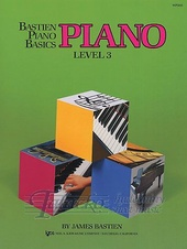 Bastien Piano Basics: Level 3