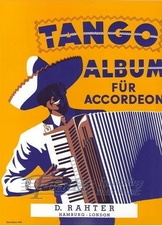 Tango - Album for accordeon