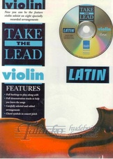 Take The Lead: Latin (Violin) + CD
