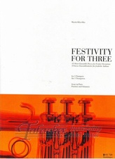 Festivity for three trumpets