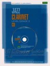 Jazz Clarinet CD Grade 5