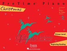 PreTime Piano (Primer Level): Christmas