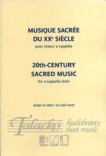20th Century Sacred Music