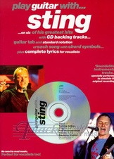 Play Guitar With... Sting + CD
