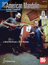 American Mandolin Method Volume 1 (Book/ Online Audio)
