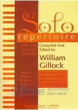 Solo Repertoire for the Young Pianist, Book 3: Later Elementary Level