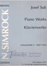 Piano Works volume 3