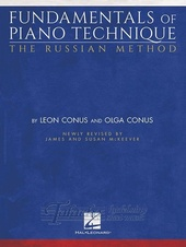 Fundamentals Of Piano Technique: The Russian Method