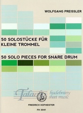 50 Solo pieces for snare drum