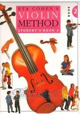 Eta Cohen: Violin Method Book 2 - Student s Book