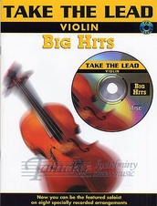 Take the Lead: Big Hits - Violin + CD
