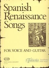 Spanish Renaissance Songs for Voice and Lute