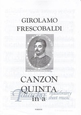 Canzon quinta in a (moll)