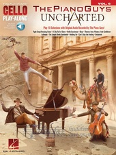 Cello Play-Along Volume 6: Piano Guys - Uncharted (Book/Online Audio)