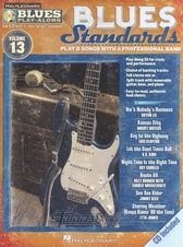 Blues Play-Along Volume 13: Blues Standards + CD