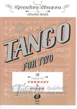 Tango for Two: 12 Tangos for Trumpet and Piano