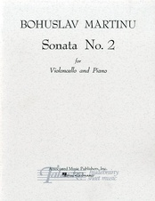 Sonata No.2 for Violoncello and Piano