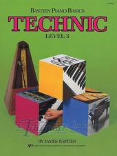 Bastien Piano Basics: Technic Level 3