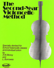Second-Year Cello Method