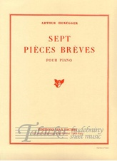 Sept pieces breves