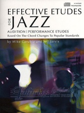 Effective Etudes For Jazz - Trombone + CD