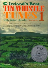 110 Irelands Best Tin Whistle Tunes 1 + 2CD