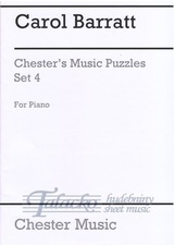 Chester's Music Puzzles - Set 4