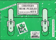 Chester's Music Puzzles - Set 5