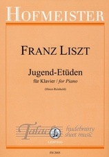 Jugend-Etüden for piano