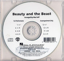 Beauty And The Beast (Show Trax CD)