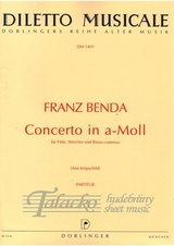 Concerto in a minor, VP