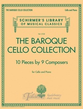 Baroque Cello Collection