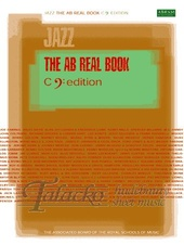 AB Real Book C Bass - Clef Edition