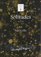 Solitudes op.113A (cello)