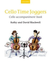 Cello Time Joggers Cello accompaniment book