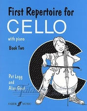 First repertoire for cello 2