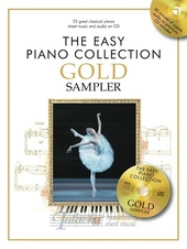 Easy Piano Collection: Best Of Gold (CD Edition)