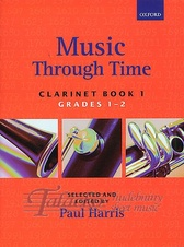 Music Through Time: Clarinet Book 1