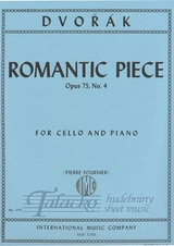 Romantic Piece op. 75/4