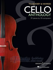 Boosey Cello Anthology