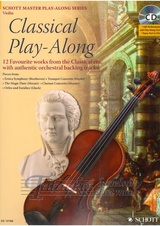 Classical Play-Along + CD - Housle