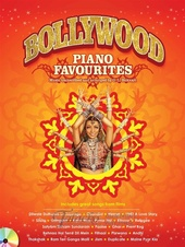 Bollywood Piano Favourites + CD