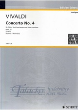 Concerto No. 4 G major op. 10/4, RV 435/PV 104, VP