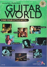 Guitar World - Find your Style with... + CD